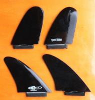 Rainbow fin company speed dialer Quad turbo fins