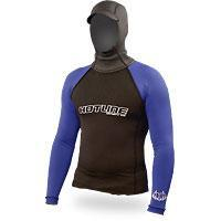 Hotline hooded long-sleeve polypro thermal