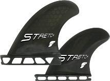 Future Fins 12 stretch quad RTM hexalite